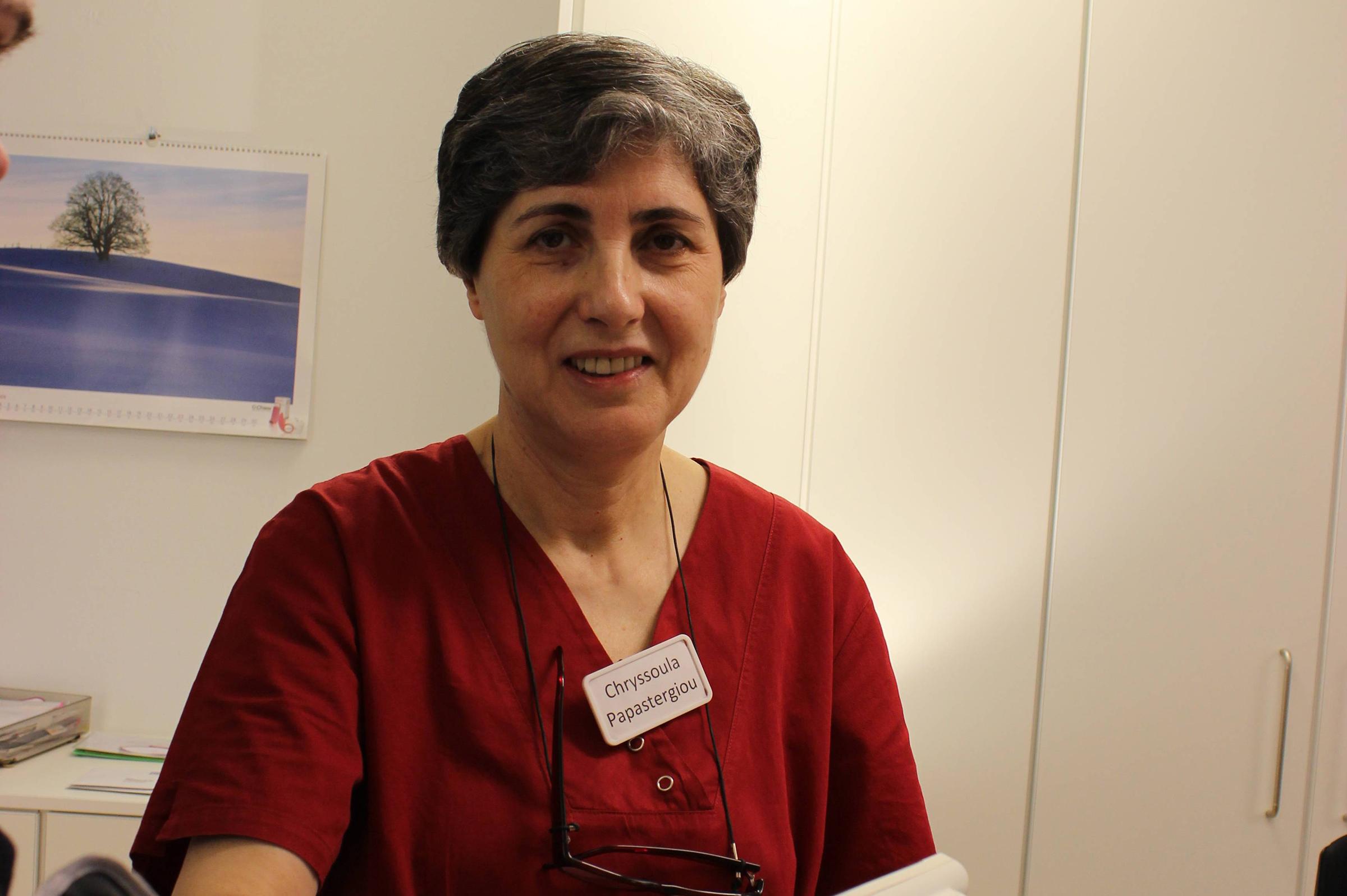 Chryssoula Papastergiou